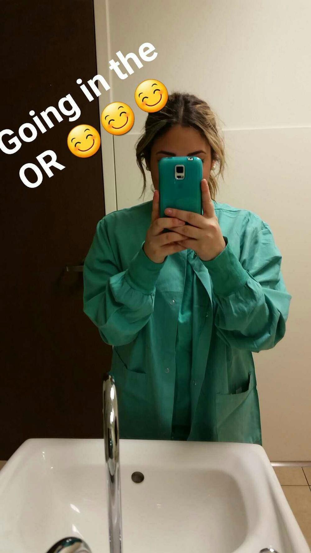 First Surgery