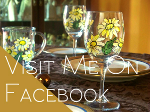 Here is a short cut to my Facebook, like it and you will love it to stay in touch!