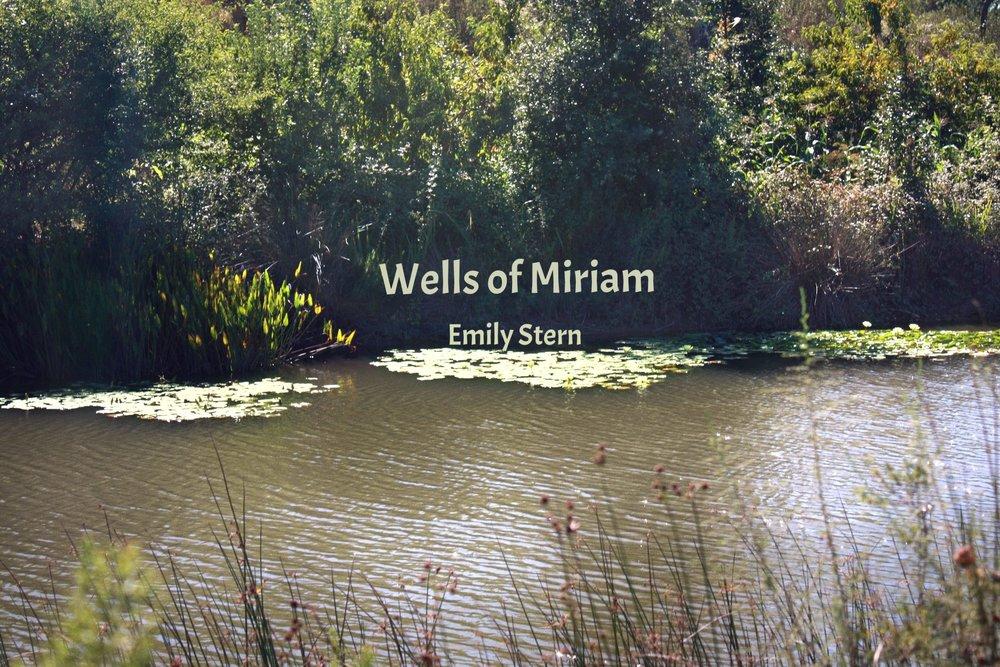 WELLS OF MIRIAM