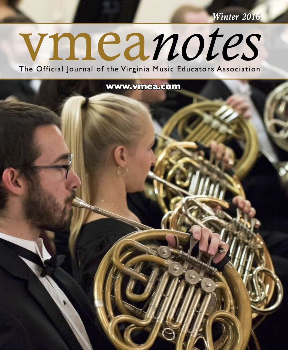 Click here to read the full review of Squeak Big in VMEA Notes (the journal of the Virginia Music Educators Association).
