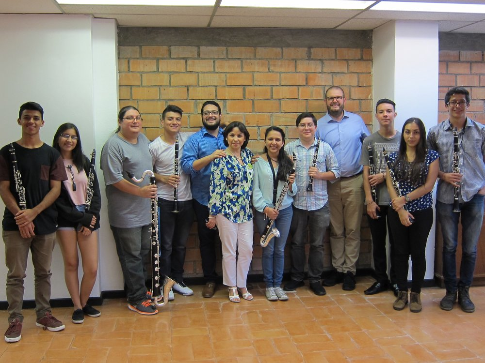 With Students at the Universidad de Costa Rica.jpg