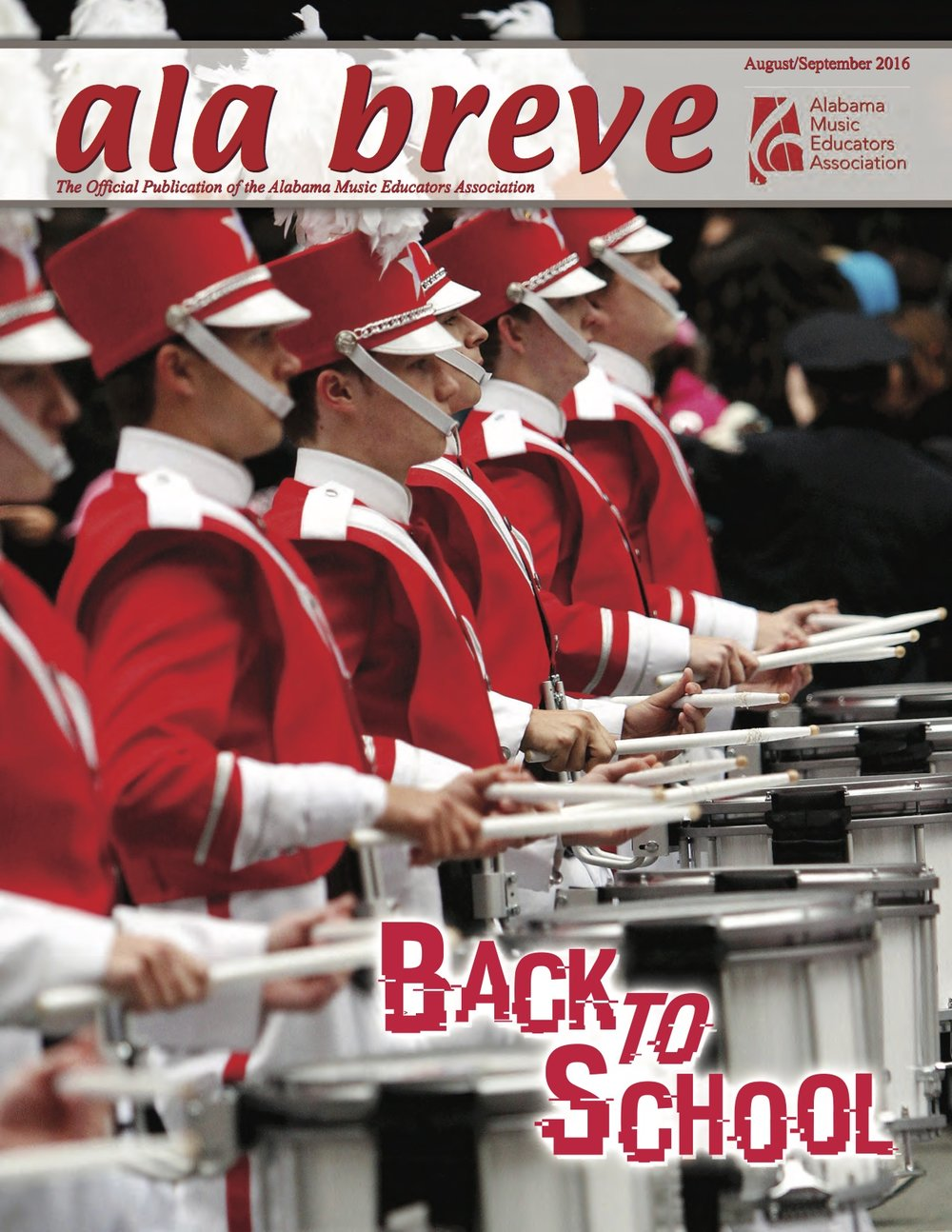 Click  here  to read the full review of  Squeak Big  in  Ala Breve  (publication of the Alabama Music Educators Association).