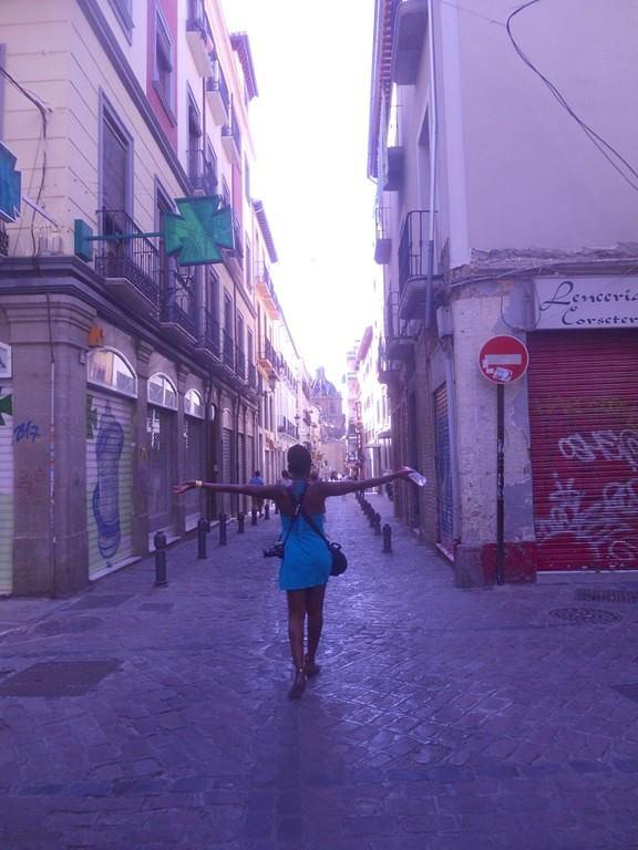 Granada (revisited) June 15, 2013