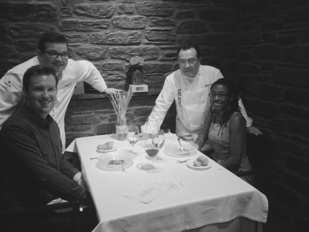We got to meet the Chefs!