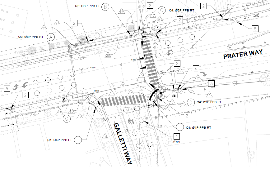 4th & Prater Final Design & Corridor Study - (Reno, NV)