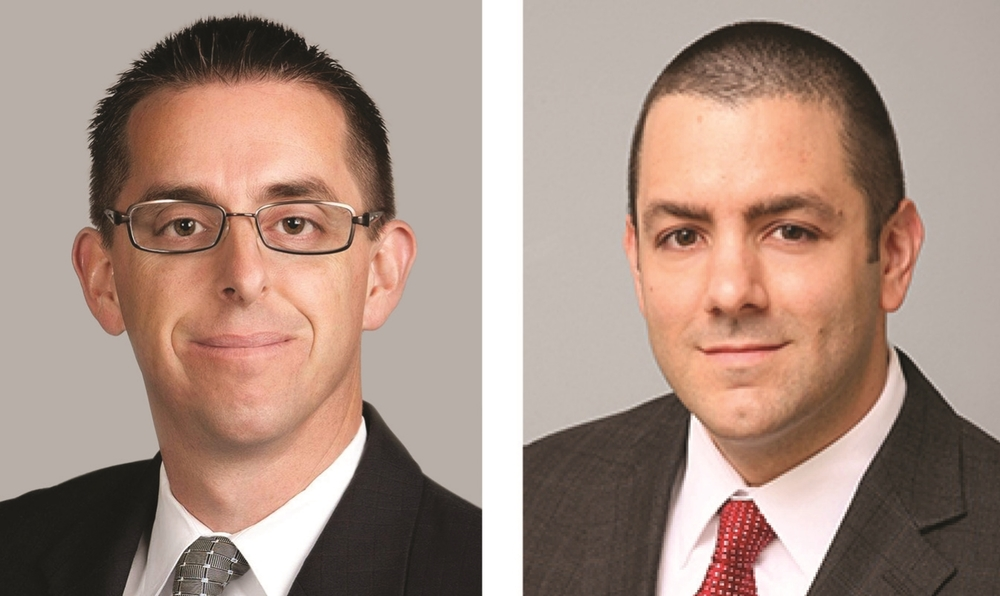 Matthew Manjarrez (left) and Allen Bourgeois (right) are highly experienced at providing expert testimony, depositions, and written declarations on a wide array of engineering technical areas.
