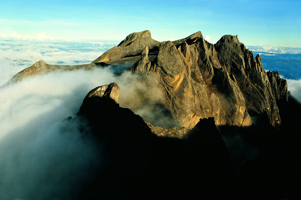 Mt Kota Kinabalu, Borneo