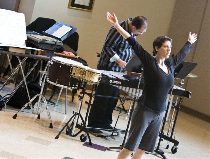 Masterclass @ Nief-Norf Summer Festival 2011 (w/Sharon Kriz)