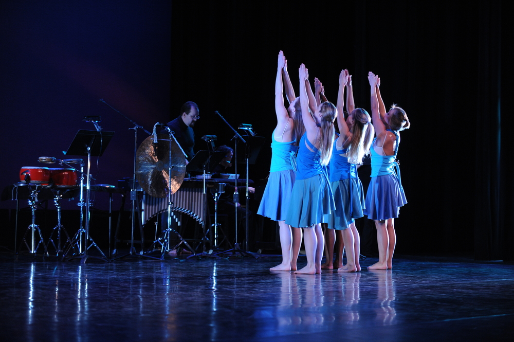 Performing w/Kent Dance Ensemble @ KSU