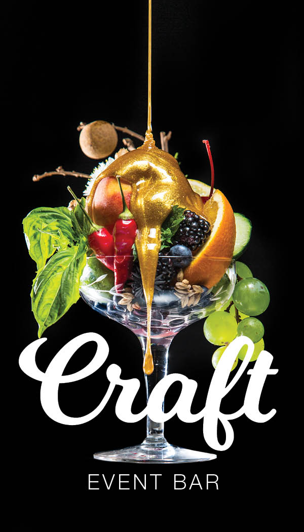 Craft Event Bar