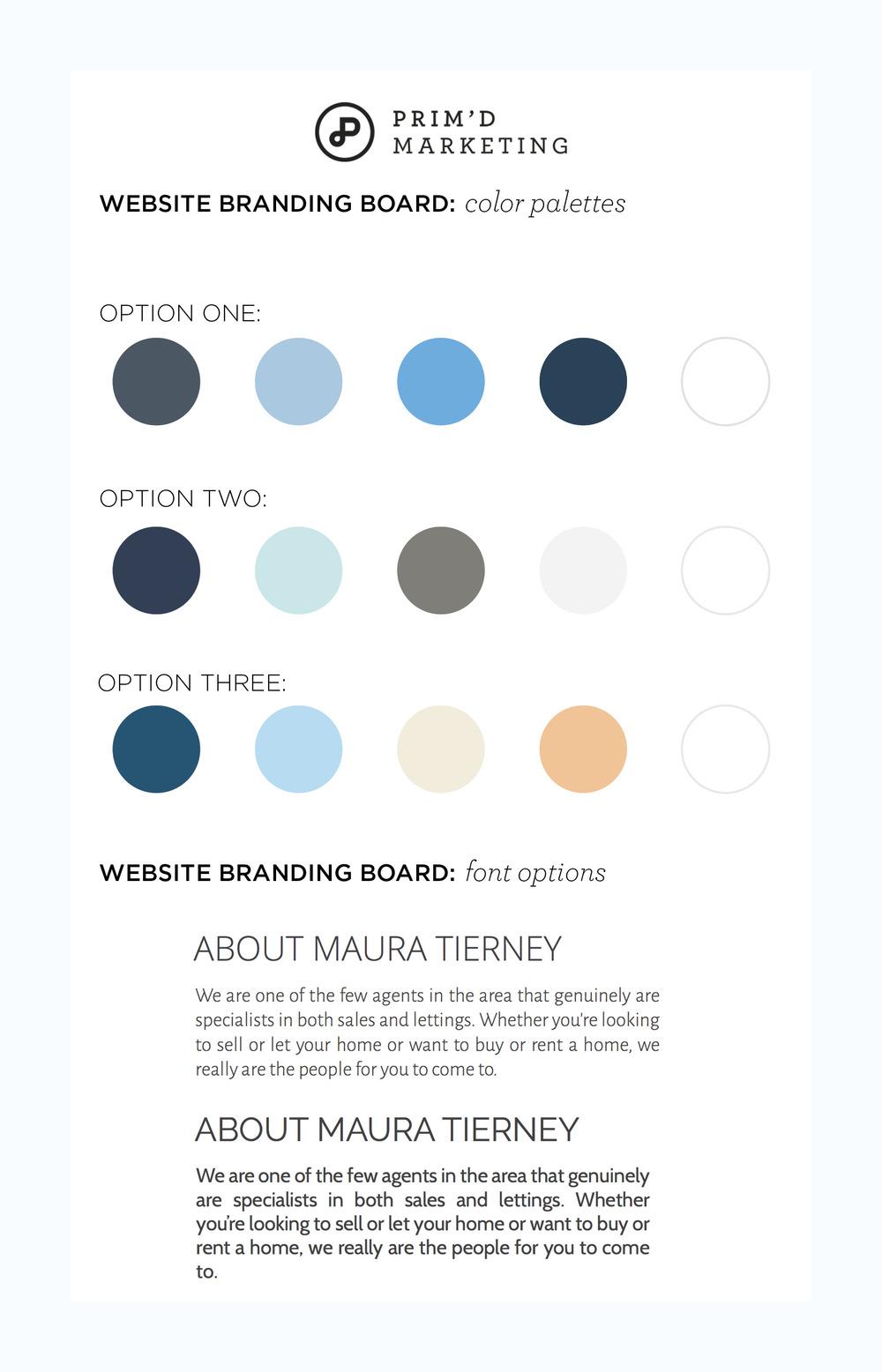 Primd Marketing - Case Study - Maura Tierney