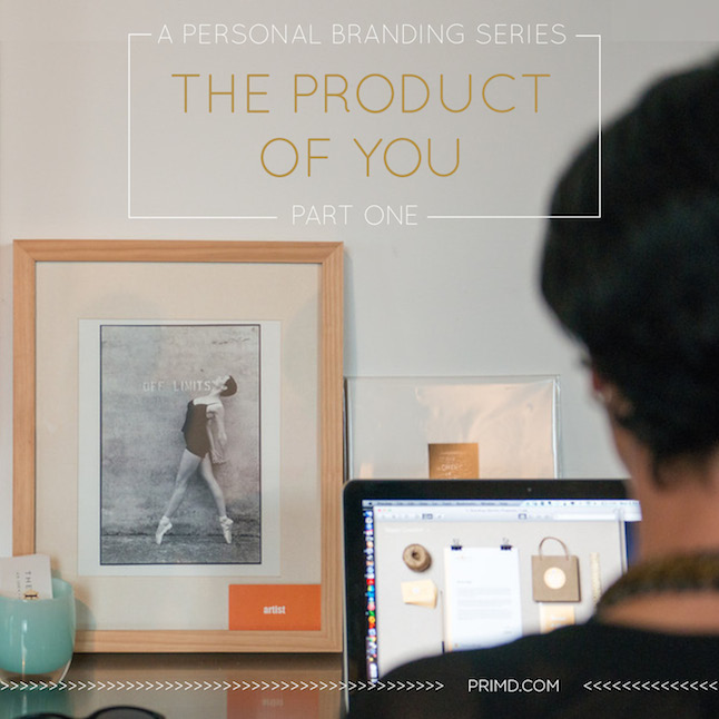 The Product Of You - Prim'd Marketing