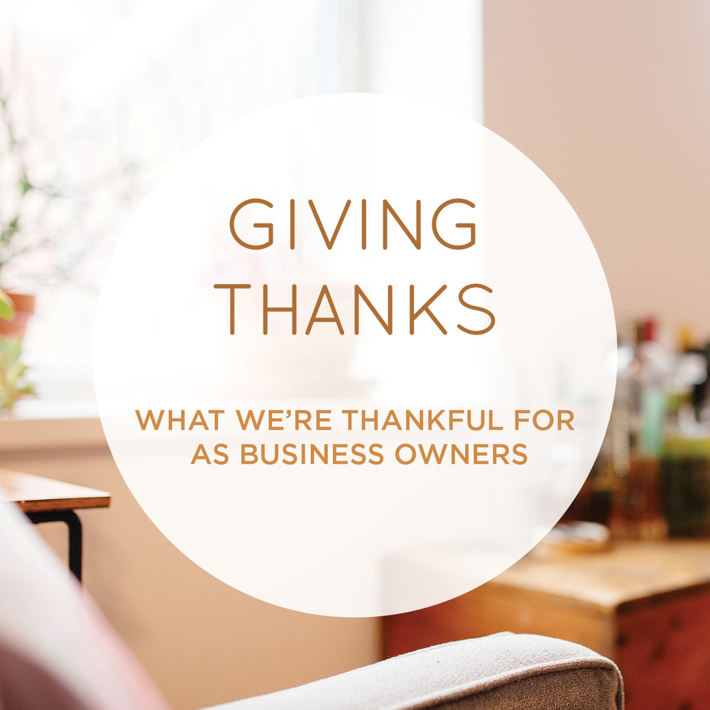 Primd Marketing - What we're thankful for as business owners