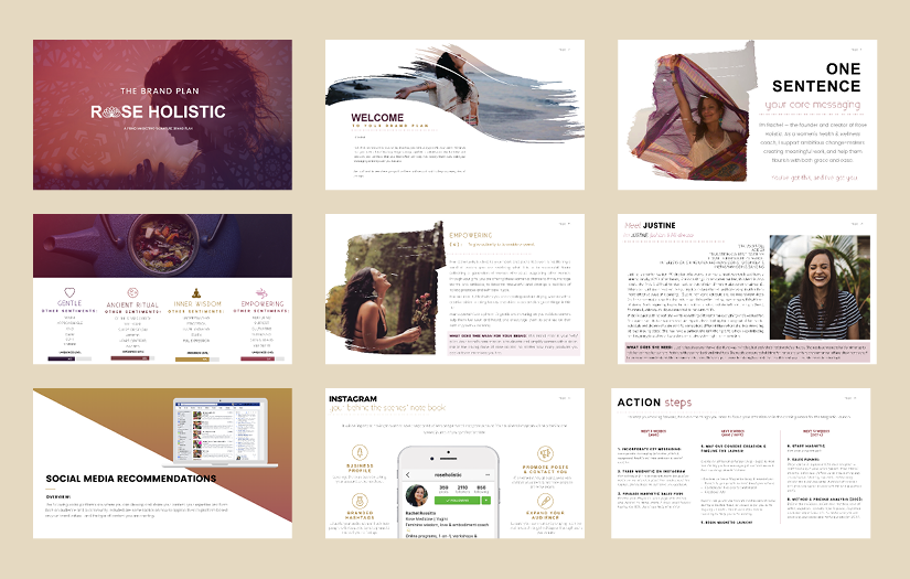Primd Marketing - Case Study - Rose Holistic