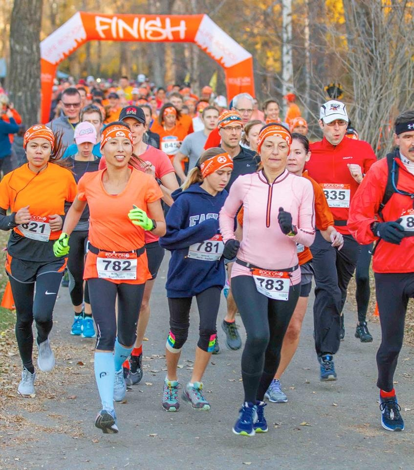 Ready to start training for your full or half marathon? - Life Rocks Fitness online training program is designed to maximize your time and efforts, decrease injuries and all around ROCK the Calgary half or full Marathon - May 25th, 2019.Training Starts March 4th, 2019More info here