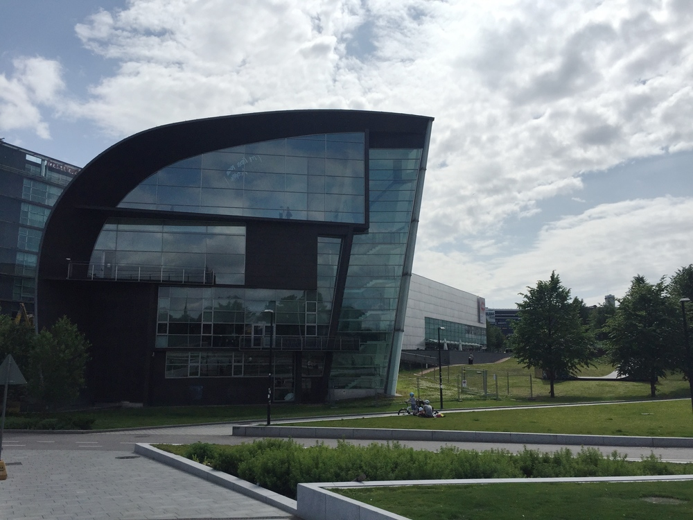 Kiasma by Holl / 14 July 2015