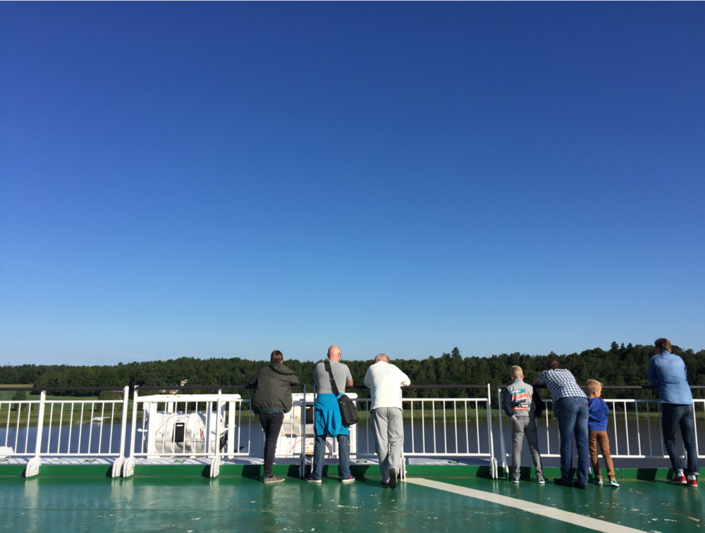Viking Cruise Turku > Stockholm / 21 July 2015