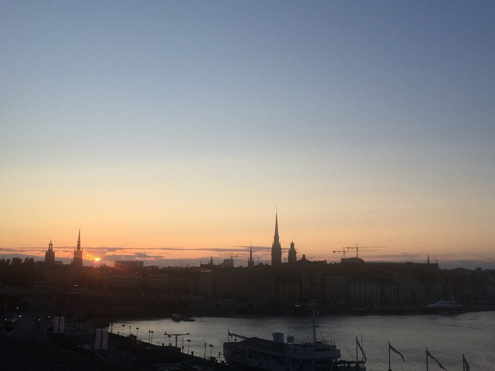 Stockholm / 23 July 2015
