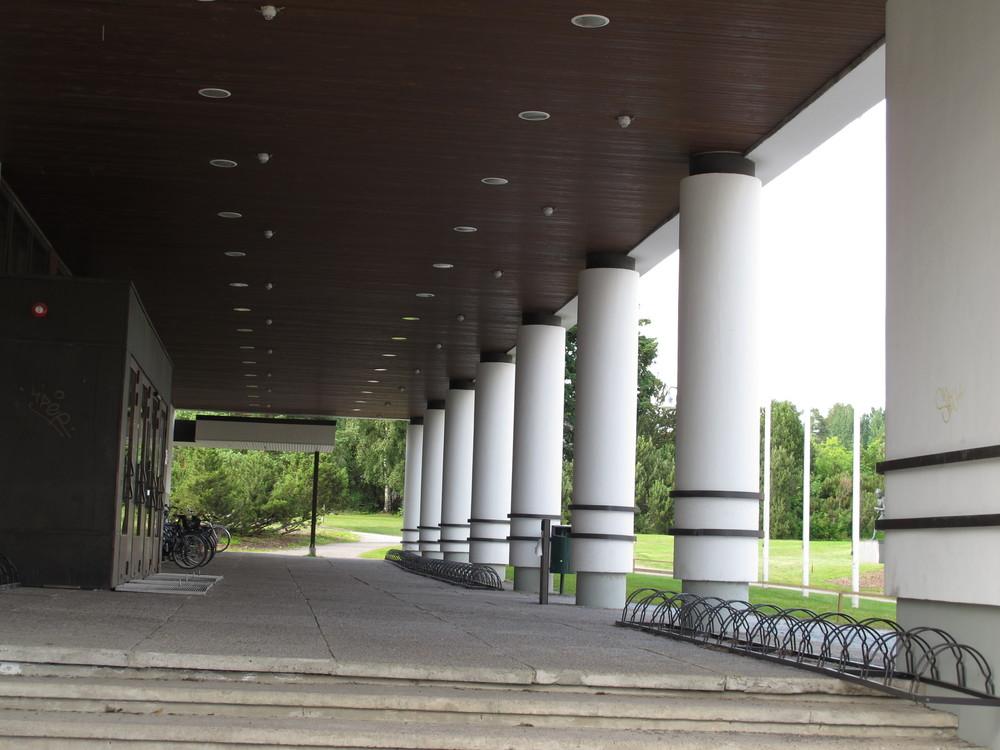 Jyväskylä University / 15 July
