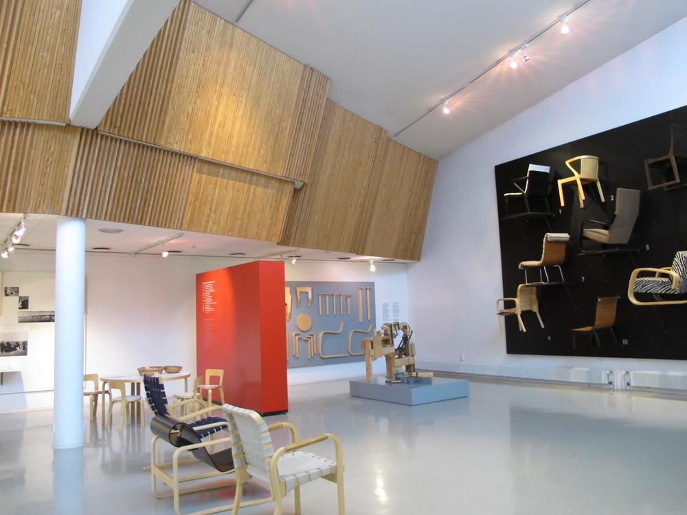 Alvar Aalto Museum / 16 July