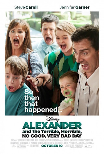 Alexander and Terrible, Horrible, No Good, Very Bad Day