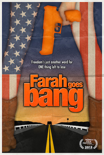 Farah Goes Bang