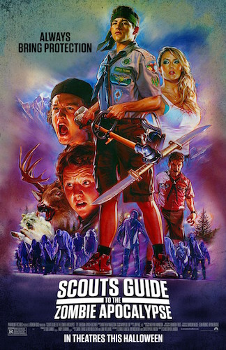 Scouts Guide the Zombie Apocalypse