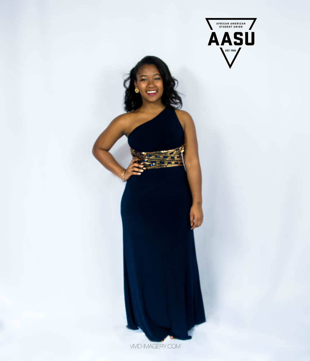 This year's AASU Publications Chair!