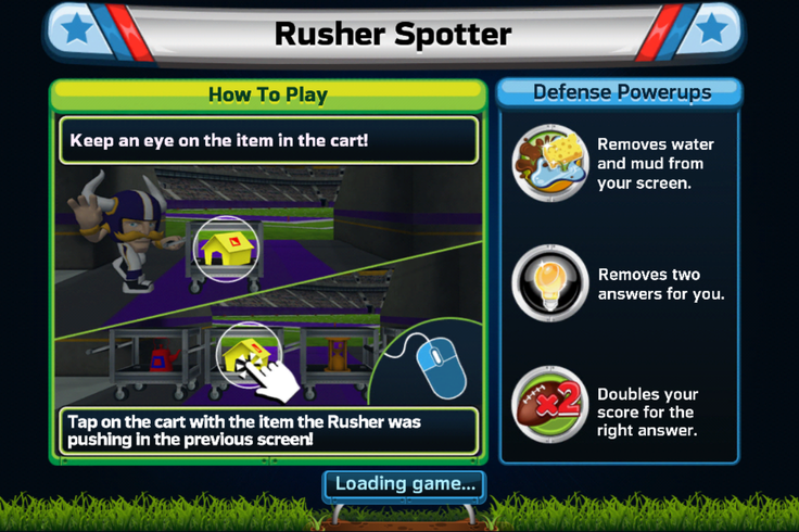 Rusher Spotter
