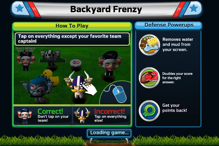 Backyard Frenzy