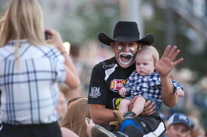 JJ Harrison at the Reno Rodeo (photo Credit -Cornelius Photography)