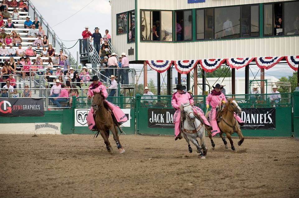 Tuff Enought to Wear Pink Night By Cornelius Photography