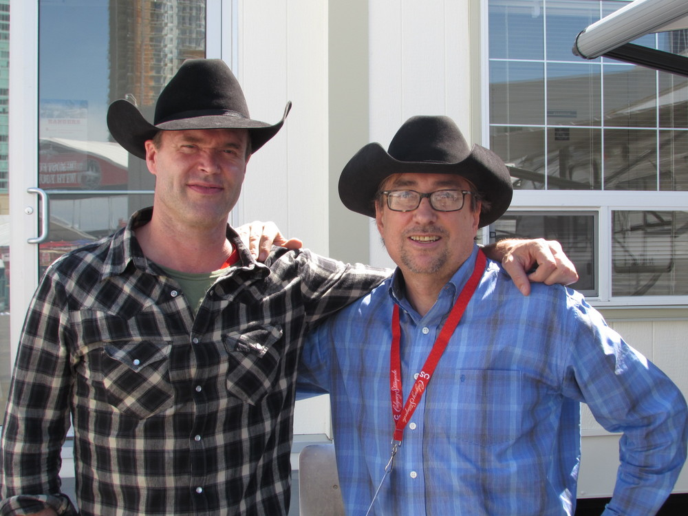 Corb Lund & Terry Middleditch