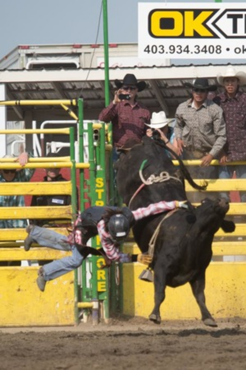Strathmore Stampede Rodeo