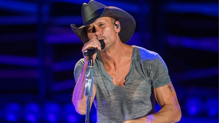 Tim McGraw's 'Damn Country Music' album will hit stores November 6th Daniel Petty/The Denver Post via Getty Images