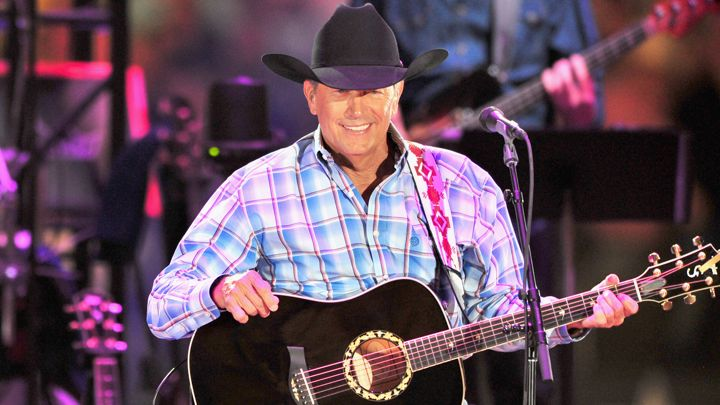 George Strait will release his new album, 'Cold Beer Conversation' on September 25th. Cooper Neill/Getty Images for George Strait