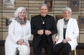 Jim Ed, Maxine & Bonnie Brown