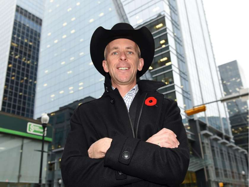 Canadian Western Agribition (CWA) CEO Marty Seymour in Regina on November 03, 2015.DON HEALY/REGINA LEADER-