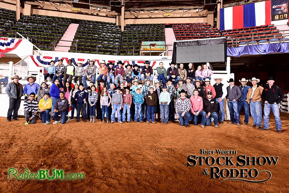 Thank you to all participants for coming to the #fwssr's PRCA Rodeo Camp. Photo Credit:Rodeobum.com