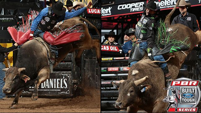Mason Lowe and J.B. Mauney closed action strong in Oklahoma City