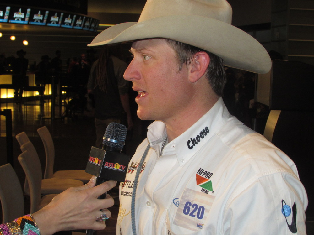 Reese Riemer (Photo by Rodeo Country Radio)