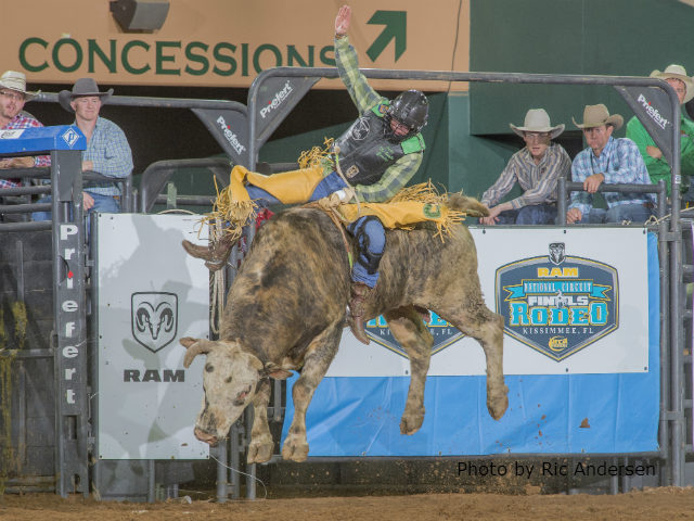 Jake Gowdy.  PRCA Photo by Ric Andersen
