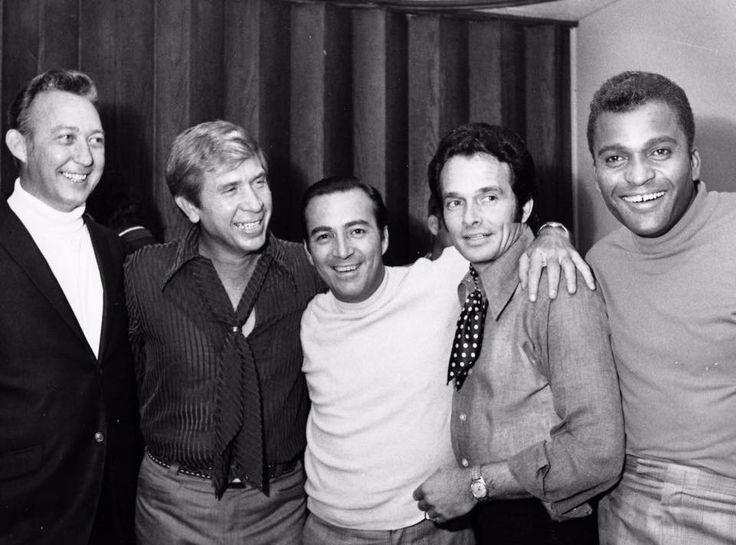 Jack Green, Buck Owens, Faron Young, Merle Haggard & Charley Pride