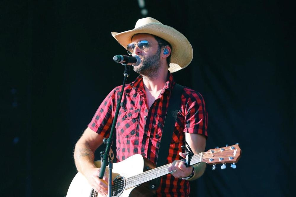 Dean Brody.  Photo by Katie Kauss for Sounds Like Nashville