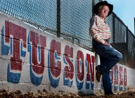 Gary Williams, General Manger Tucson Rodeo.   Photo Mike Christy/Arizona Daily Star