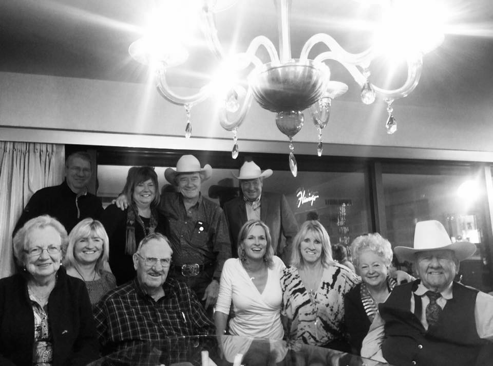 "Ponoka Stampede  Facebook Page Ponoka Cowboy, Rodeo Legend, Stock Contractor, Gentlemen & Friend, Harry Vold passed away in his sleep this morning peacefully at 93 years old. The ""Duke of The Chutes"" will be remembered forever. Nobody enjoyed rodeo more than Harry, he dedicated his entire life to the sport. A memorial service will take place at 1pm on March 20th at the Pro Rodeo Hall of Fame in Colorado Springs, CO. Rest peacefully and watch over us Cowboy! Our hearts are with the entire Vold family"