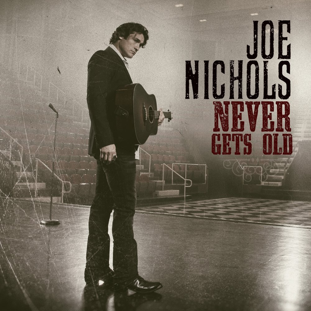 Joe Nichols; Photo Credit: Joseph Llanes / Design by Glenn Sweitzer