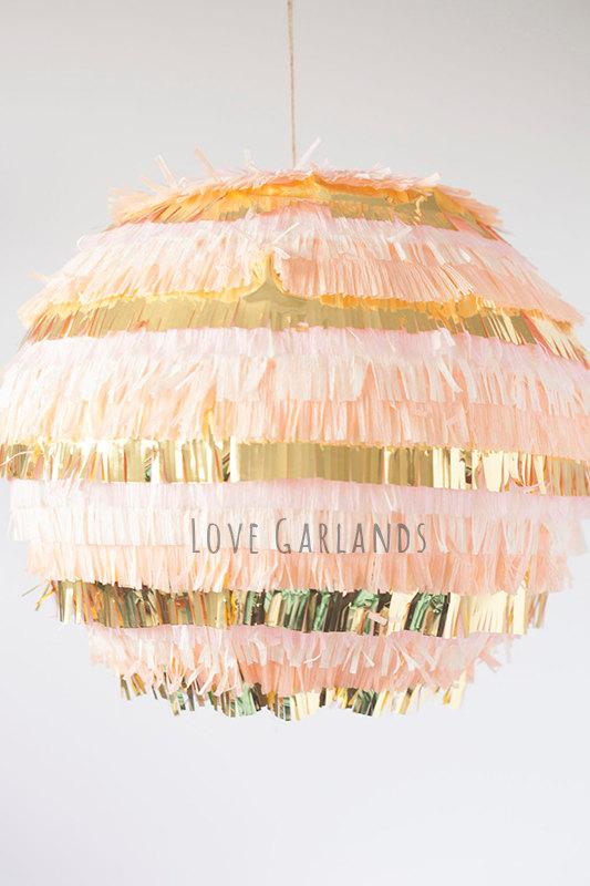 Piñata Lantern by Love Garlands