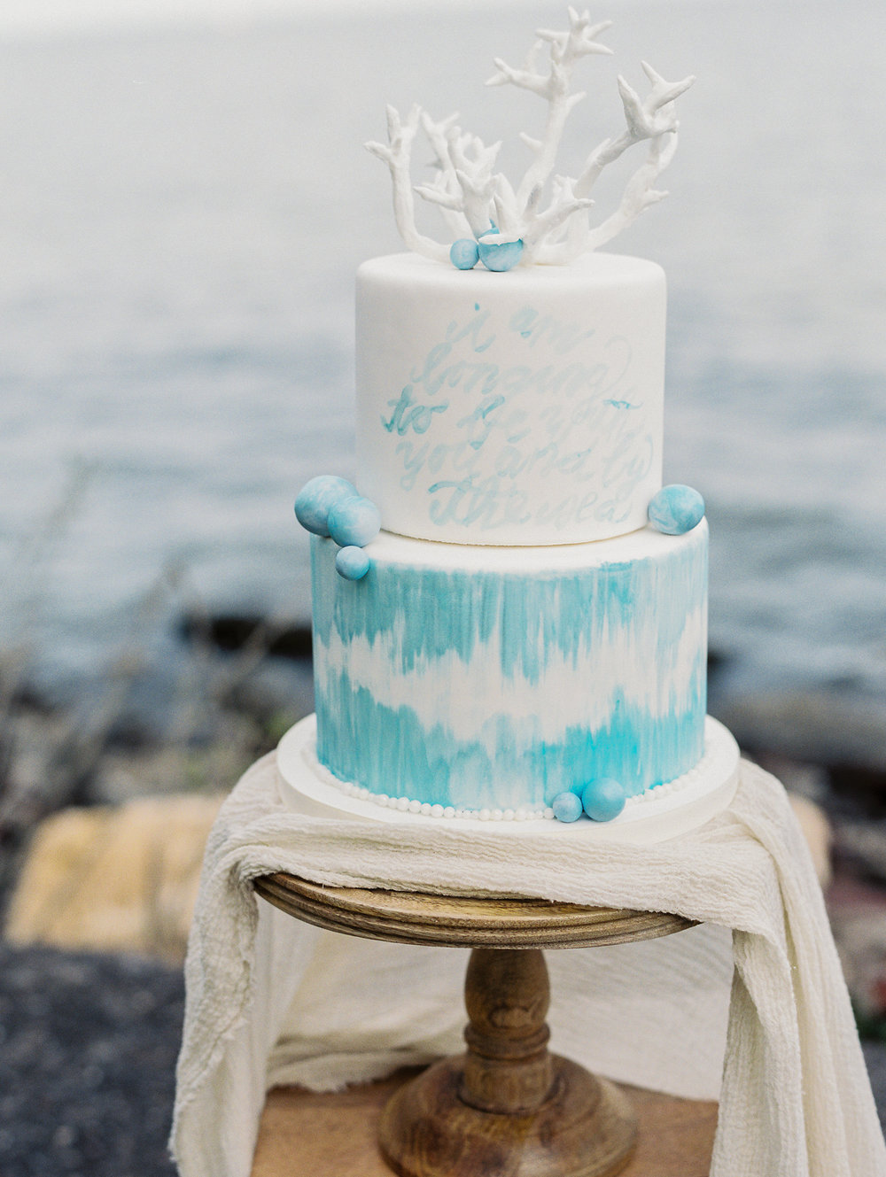 Coastal Beach Wedding Inspiration East Made Event Company Maryland wedding planner