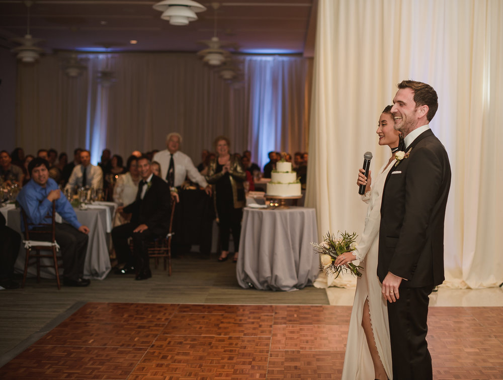 Baltimore Legg Mason Tower Wedding | East Made Event Company Baltimore Maryland Wedding Planner | Photo by Hannah Gunnell7565.jpg